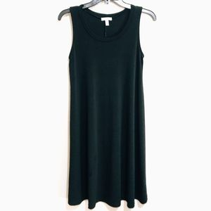 Tank Swing Black dress